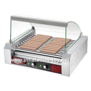 Hot Dog Roller with Warming Case with Cover