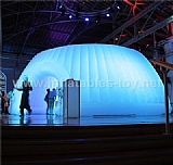Inflatable Lighting Igloo Dome Trade Show Tent TY-2012