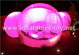 Cheap inflatable bubble lodge for outdoor camping and beach sight-seeing TY-011