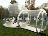 Transparent Inflatable Beach Sunset and Camping Clear Dome Inflatable Tent TY-006
