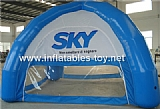 Factory Made Spider Dome Tents with Clear Windows