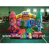 Toy Story Inflatable Bouncer,BC-10