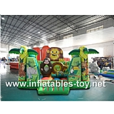 Inflatable Jungle Bouncer,BC-11