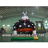Inflatable Cow Bouncer,BC-13