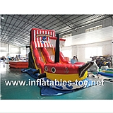 Inflatable Pirate Boat Bouncer,BC-16