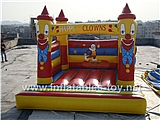 Popular Clown Inflatable Kids Bouncer,KB-1003