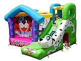 Puppy Land Kids Inflatable Bouncer,KB-1005