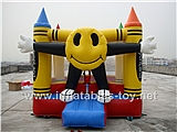 Inflatable Clown Bounce House,KB-1006