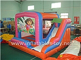 Kids Bounce House with Slide,KB-1009