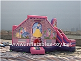 Hoting Sales Princess Bounce House,KB-1010