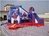 Spiderman Inflatable Bounce House,KB-1011