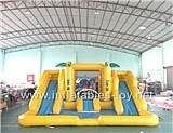Inflatable Bounce Slide Combo,KB-1016