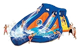 Banzai Pipeline Twist Aqua Park Inflatable,KB-1018