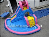 Inflatable Water Combo with Pool,KB-1022