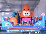 SpongeBob  Inflatable Bounce House,KB-1013