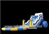 Inflatable Wave Water Slide,Water slide-21