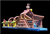 Inflatable Obstacle Course Piratship,OBS-115