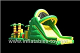 Inflatable Obstacle Run Jungle,OBS-116