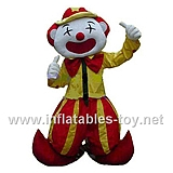 Classical Clown Mascot Costume