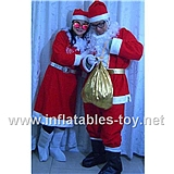 Christmas Santa Claus Costume