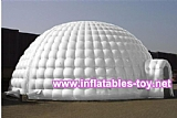Blow Up Inflatable Portable Meeting Igloo Dome Tent