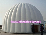 Inflatable Round Evolution Dome Tent for Commercial Party