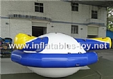 Four person inflatable saturn rocker AT-1003
