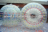 Colorful body zorb ball- (7)