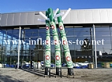 Attractive Costumes Inflatable Advertising Air Dancer,SKY-01