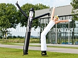 Hoting Sales Wedding Couple Inflatable Air Dancer,NEW SKY-03