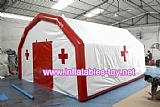 Self Erecting Inflatable Relief Pneumatic Tent