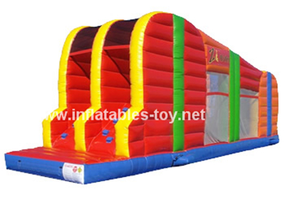 Inflatable mini zipline,SPO-95