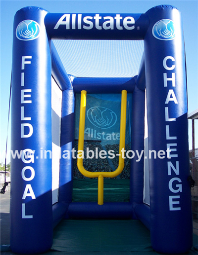 Inflatable Football Goal Kick,SPO-87-1