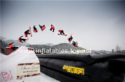 Inflatable snow bag,air bags,SPO-76