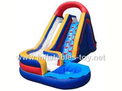 Inflatable water slide,Waterslide-14