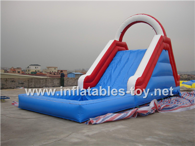 Inflatable water slide,Waterslide-13