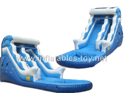 Inflatable water slide,Waterslide-11