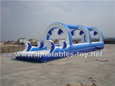 Inflatable water slide,Waterslide-10
