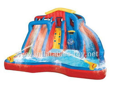Inflatable water slide,Waterslide-6