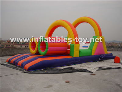 Inflatable Obstacle Course Gladiator Special,OBS-109