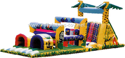 Inflatable obstacle games,OBS-107