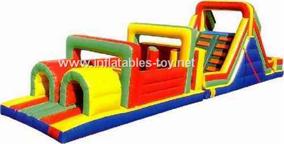 Inflatable obstacle games,OBS-101