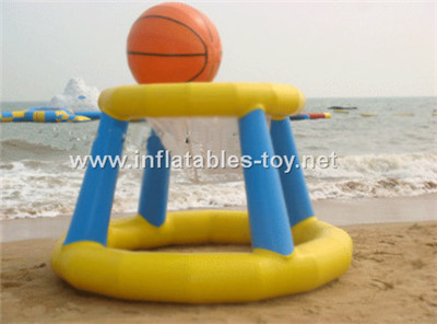 Inflatable basketball filed AT-1024