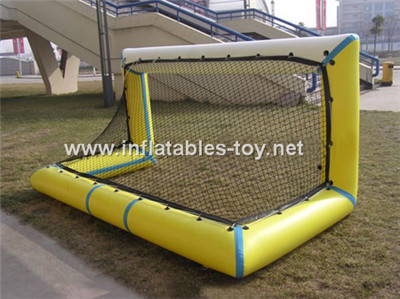 Inflatable football filed AT-1021