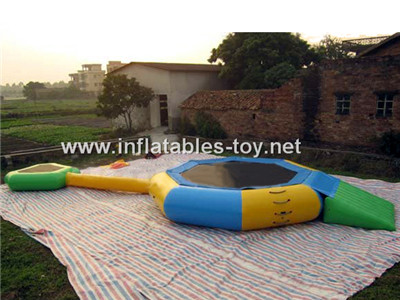 inflatable water park AT-1012