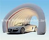 Popular Inflatable Car Garage Tent for Car Show