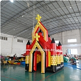 Inflatable Church House