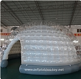 Double Layer Winter Inflatable Marquees for Event Party Decoration