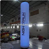 Full Printing Inflatable Promotional Pillars Air Tubes