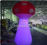 Creative Lighted Inflatable Mushroom Decor